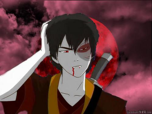 Zuko Vampire