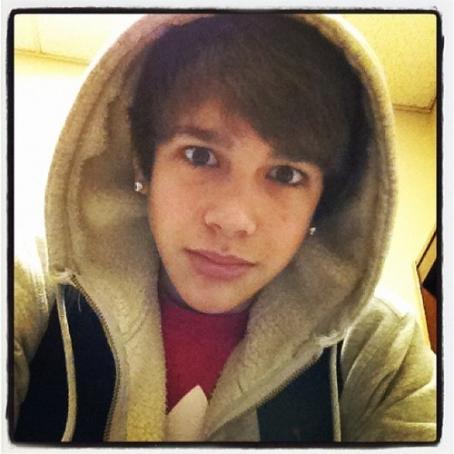 Austin Mahone wallpaper possibly containing a hood and a bonnet called austin mahone!!!!!!!!!!!!!!!!!!!!