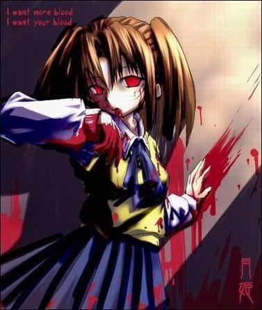 bloody Anime