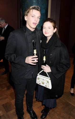 bonnie and jamie Londres evening 2012