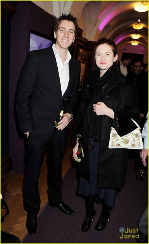 bonnie wright and oliver phelps evening standard 2012