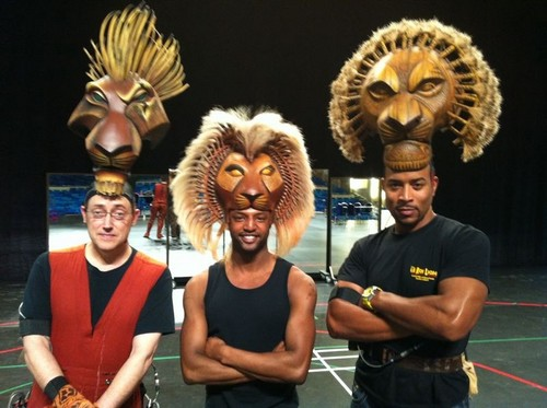 brodway scar simba and mufasa
