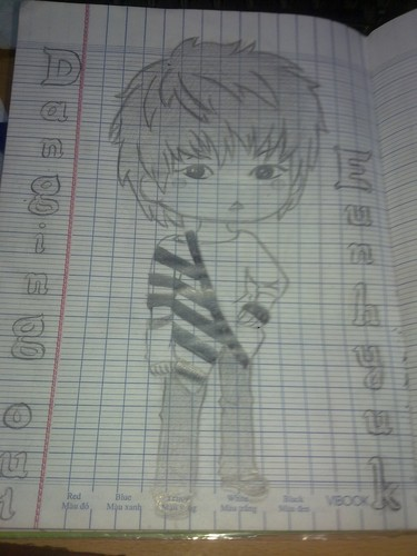 chibi dancing out eunhyuk