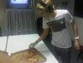 cody eating pizza - cody-simpson photo
