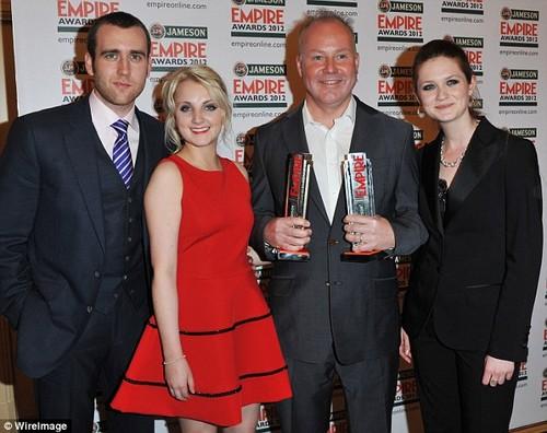 empire award 2012
