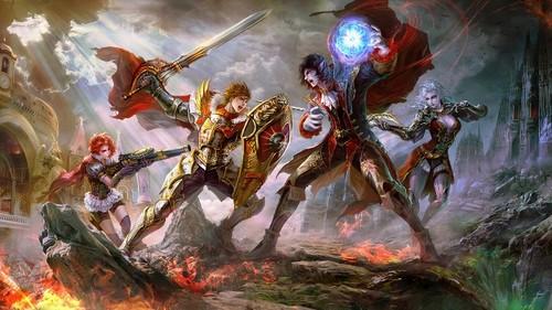 ফ্যান্টাসি battle