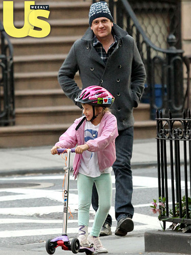 first foto-foto of Michelle Williams & Jason Segel