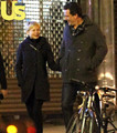 first photos of Michelle Williams & Jason Segel - jason-segel photo