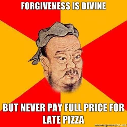 Confucius Say~