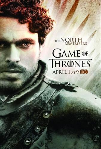 Season 2- Poster- Robb Stark