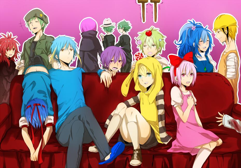 happy tree friends anime - photo #12