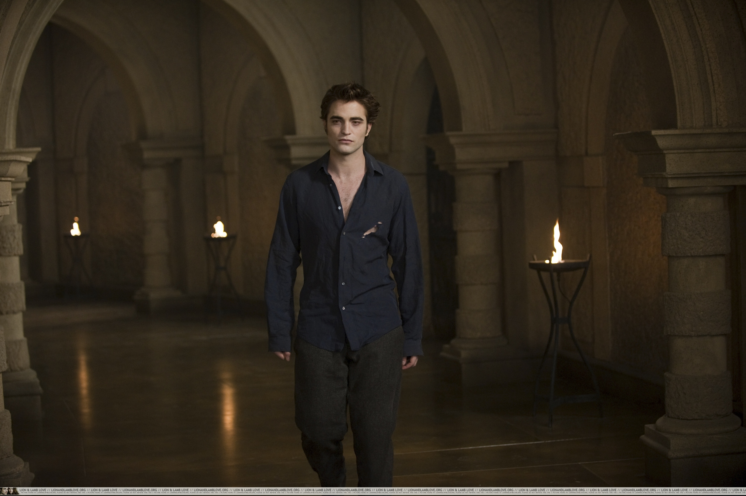 Imagens Edward In New Moon Edward Cullen Photo 30129467