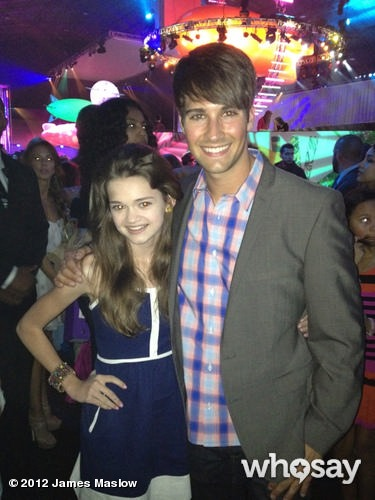 james maslow and ciara bravo