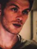 Klaus Mikaelson photo with a portrait entitled klaus