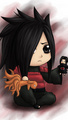madara chibi - madara-uchiha photo