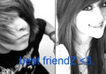 me & angel (: - kat%E2%99%A5 photo