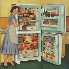 my new refrigerator