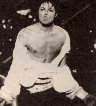 my wonderful Thriller era cutie :*