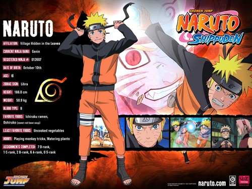 Naruline And Naruto Hintergrund With Anime Entitled Narruti Uzumaki Ninja ID Shippuden