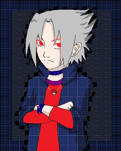 Sasuke Ichiwa fond d'écran possibly containing animé entitled naru as sasuke
