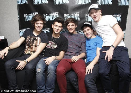 one direction cute