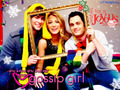 random  - gossip-girl wallpaper
