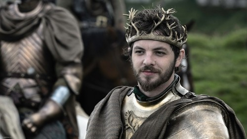 Game of Thrones wallpaper possibly containing a green beret, a surcoat, and a tabard called Renly Baratheon