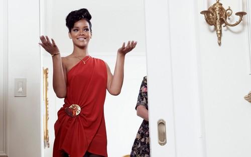 Rihanna gucci photoshoot
