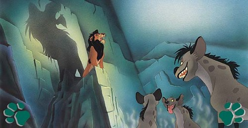 scar and the hyenas
