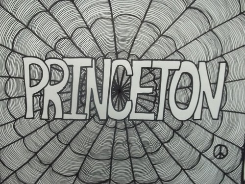 stuck to u Princeton