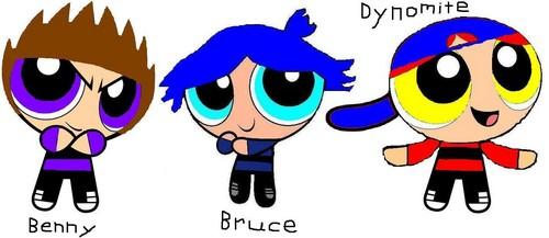 the brattybuff boys