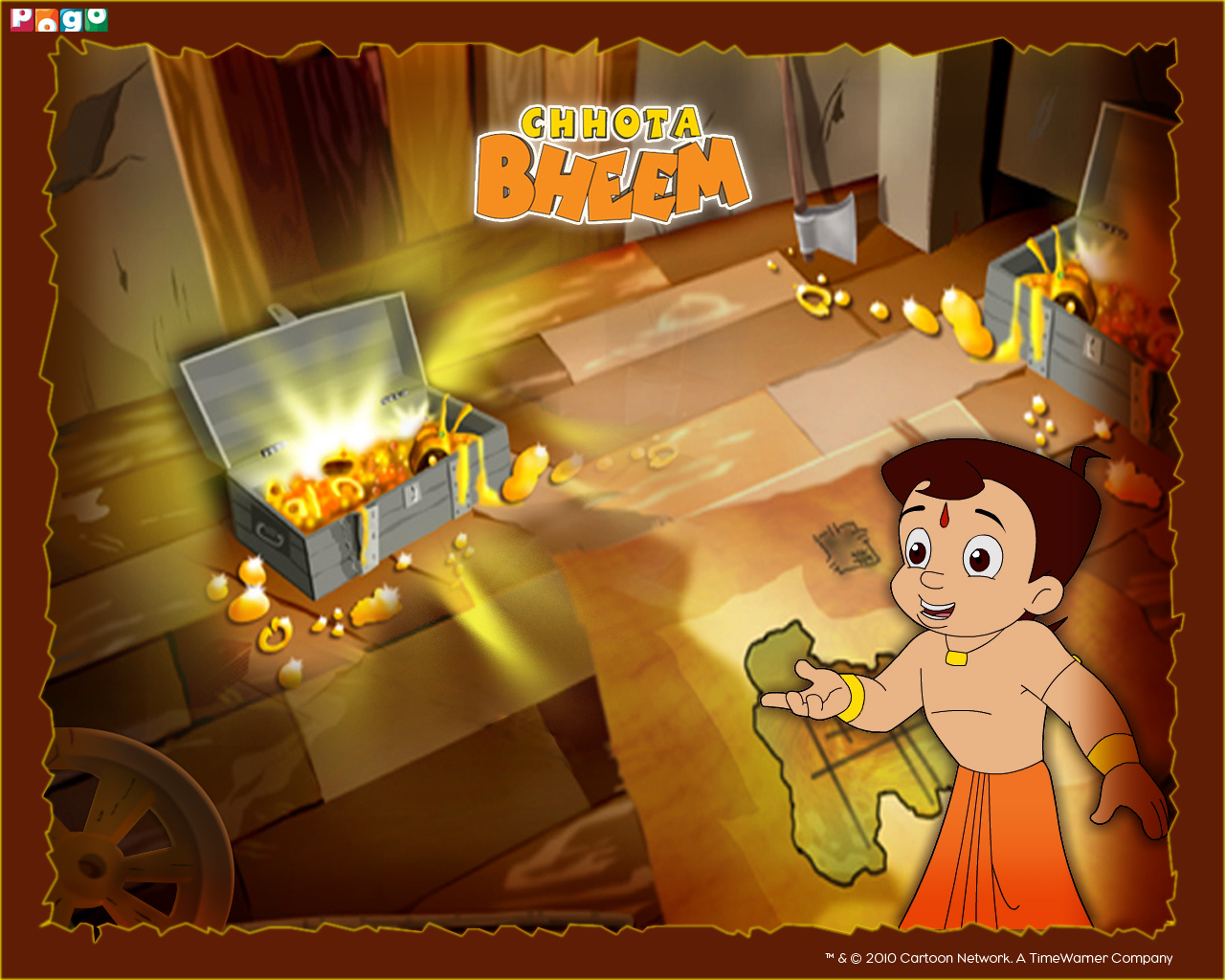choota bheem images wall hd wallpaper and background photos 30154285