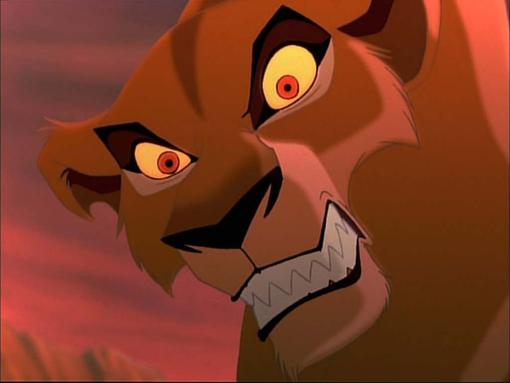 Pin Simba Zira Who Would Win Pictures on Pinterest