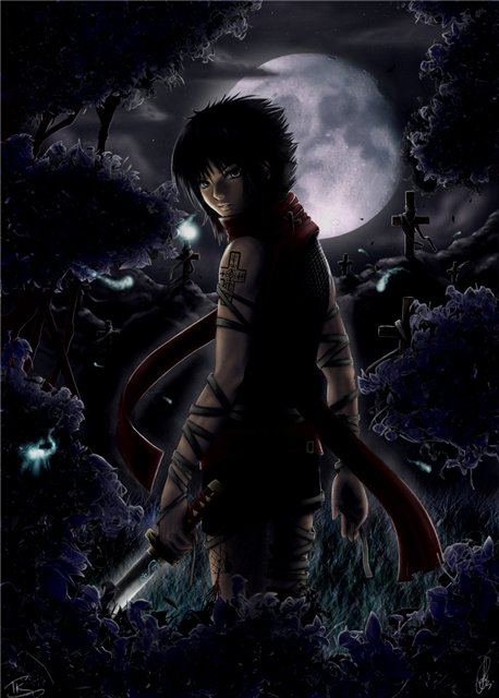 Dark Anime images >:D wallpaper and background photos ...