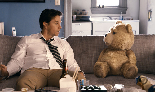 'Ted' Promotional foto ~ John & Ted