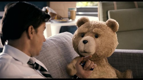 'Ted' ~ Red Band Trailer - ted Screencap