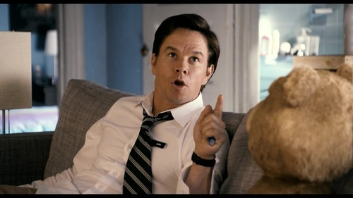 &#39;Ted&#39; ~ Red Band Trailer - ted Screencap