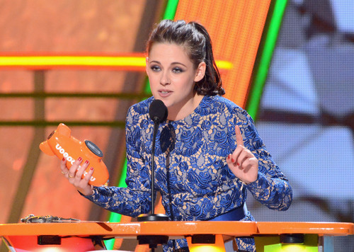 2012 Kids Choice Awards Kristen