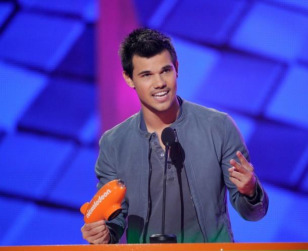 2012 Kids Choice Awards Taylor