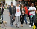 Alex Pettyfer: Shopping at The Grove - alex-pettyfer photo