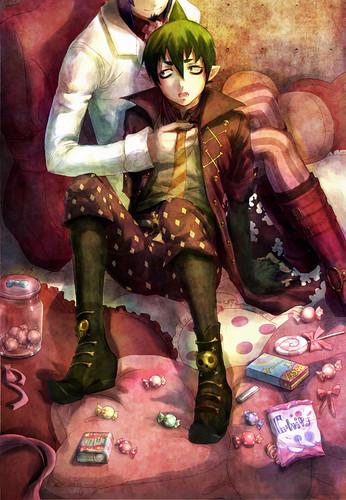 Amaimon and Mephisto