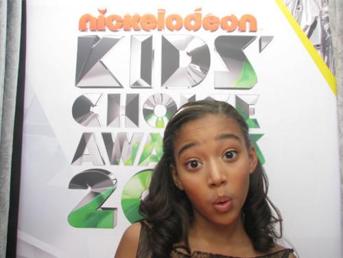 Amalda at the 2012 KCA Awards