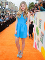 Ana Mulvoy Ten - kids-choice-awards-2012 photo