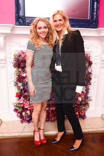 AnnaSophia - Juicy Couture 'LA Loves London' Fall Presentation - March 29th, 2012