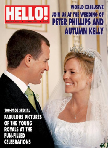 Autumn and Peter Phillips (Inside the Royal Wedding)