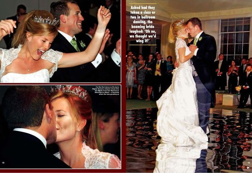 Autumn and Peter Phillips(Inside the Royal Wedding)