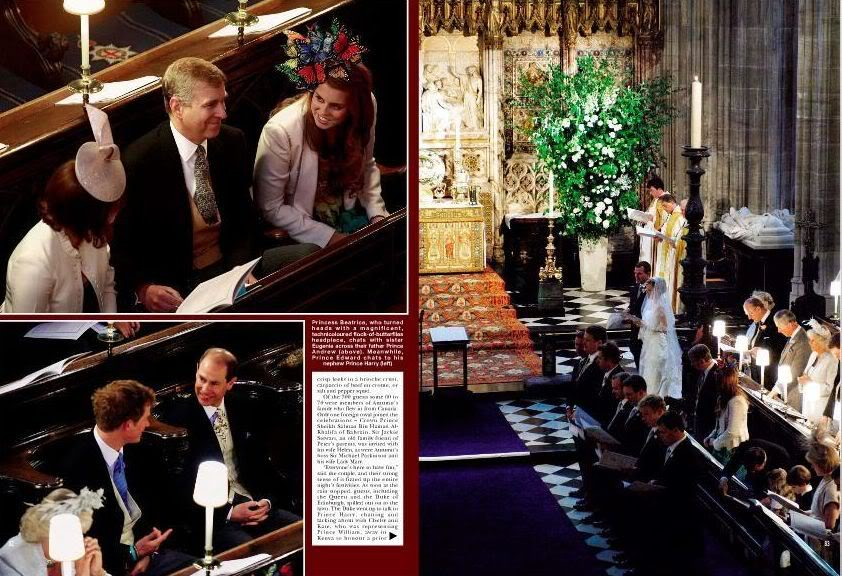 Autumn and Peter Phillips(Inside the Royal Wedding ...