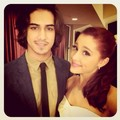 Avan &amp; Ariana KCA's 2012  - avan-jogia-and-ariana-grande photo