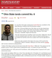 BUCKNUTS, OHIO STATE LANS COMMIT #6 EZEKIEL ELLIOT - ohio-state-football screencap