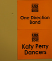 Backstage - kids-choice-awards-2012 photo